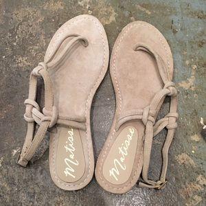 Nude Matisse Sandals